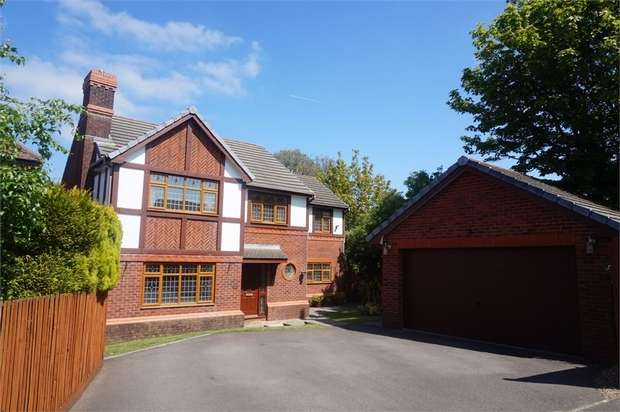 5 Bedrooms Detached House for sale in 22 Tir-Berllan, Oakdale, BLACKWOOD, Caerphilly