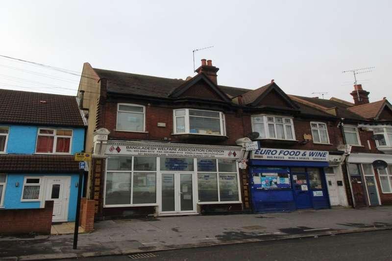 1 Bedroom Flat for sale in Bensham Lane, Thornton Heath, CR7