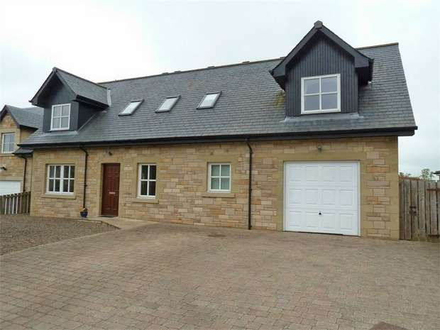 3 Bedrooms Detached House for sale in Allanton, Allanton, Duns, Scottish Borders
