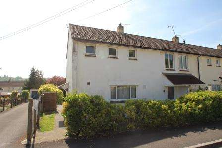 3 Bedrooms End Of Terrace House for sale in Midsomer Norton, Radstock BA3