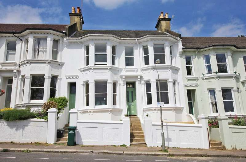 4 Bedrooms Terraced House for sale in Hampstead Road, Brighton BN1