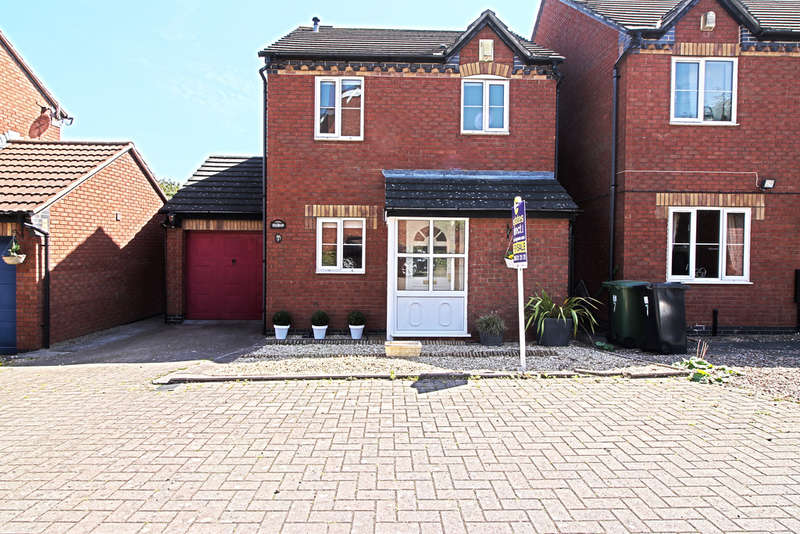 3 Bedrooms Detached House for sale in Bomford Hill, Worcester, Worcester, WR4