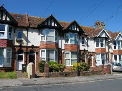 Terraced House for sale in Paignton, Devon