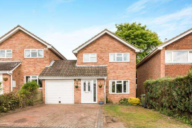 3 Bedrooms Detached House for sale in Tadley, Hampshire, England
