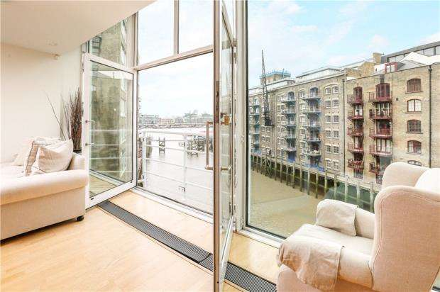 3 Bedrooms Flat for sale in Saffron Wharf, 20 Shad Thames, London