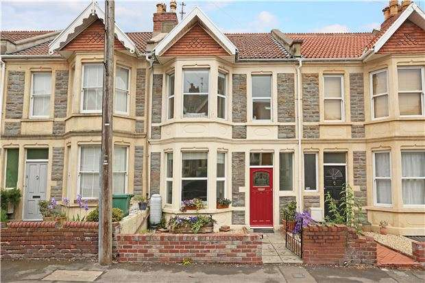 3 Bedrooms Terraced House for sale in Somerset Road, Knowle, Bristol, BS4 2JA