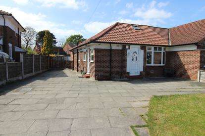 4 Bedrooms Bungalow for sale in Tennyson Road, Cheadle, Greater Manchester