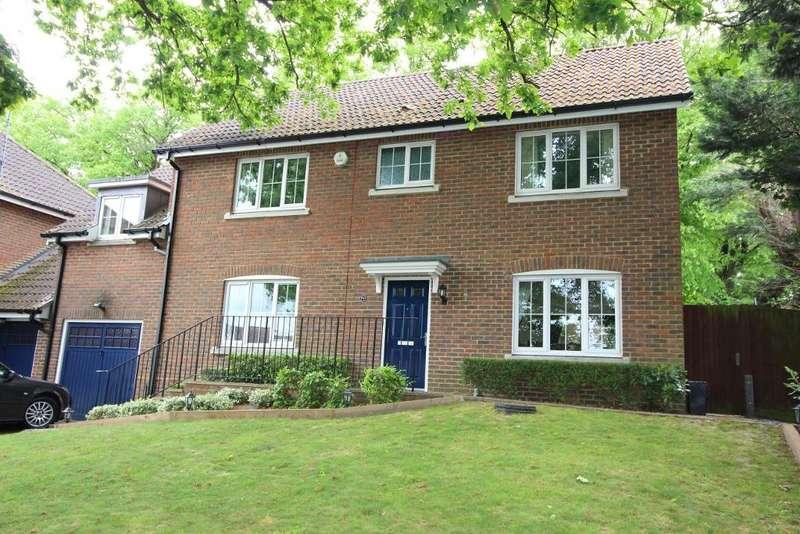 4 Bedrooms Detached House for sale in Vinson Close, Orpington, Kent, BR6 0EQ