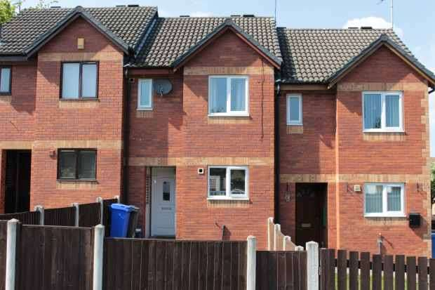 2 Bedrooms Terraced House for sale in Badger Rise, Sheffield, South Yorkshire, S13 7TP