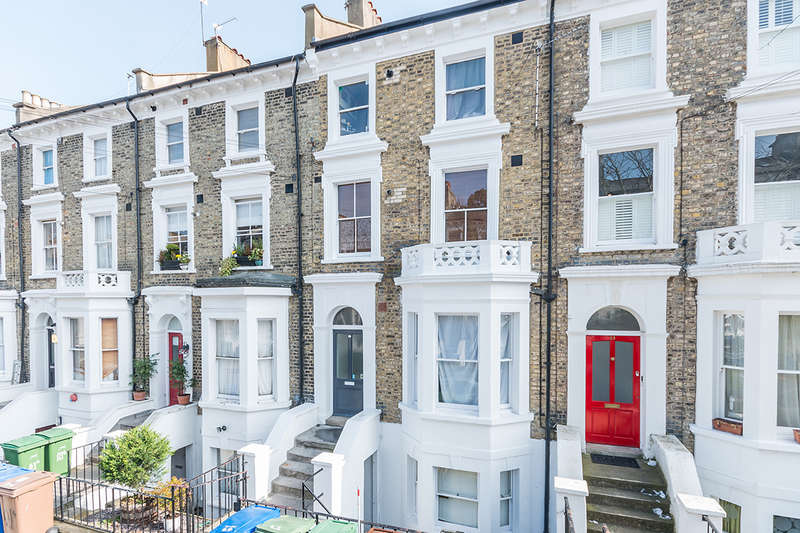1 Bedroom Apartment Flat for sale in Wilson Road, Camberwell, SE5