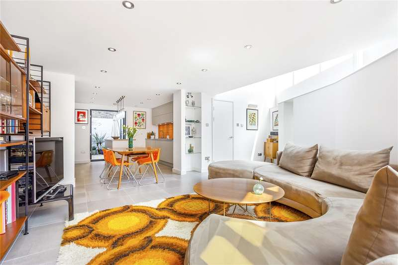 6 Bedrooms Terraced House for sale in Cardwell Terrace, Islington, London, N7