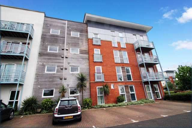 1 Bedroom Apartment Flat for sale in Gaskell Place, Ipswich