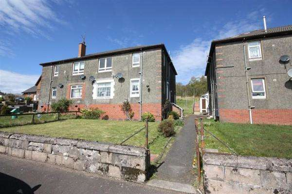 2 Bedrooms Apartment Flat for sale in Wellwood Street, Muirkirk