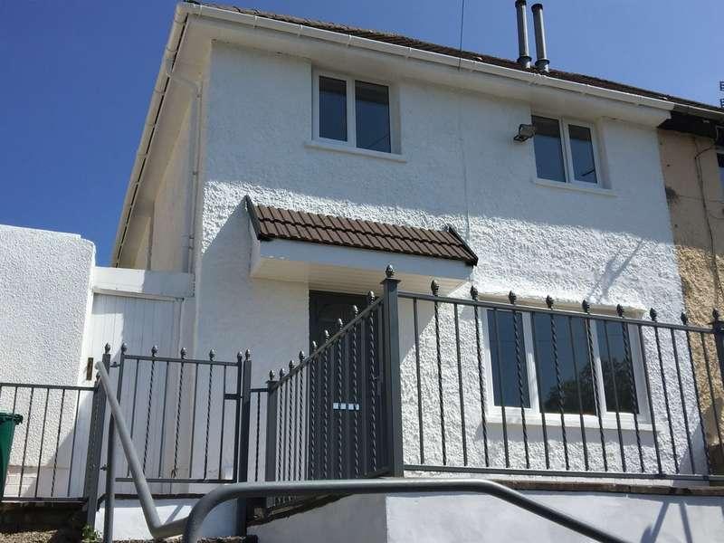 3 Bedrooms Semi Detached House for sale in Heol Mynydd, Pontypridd