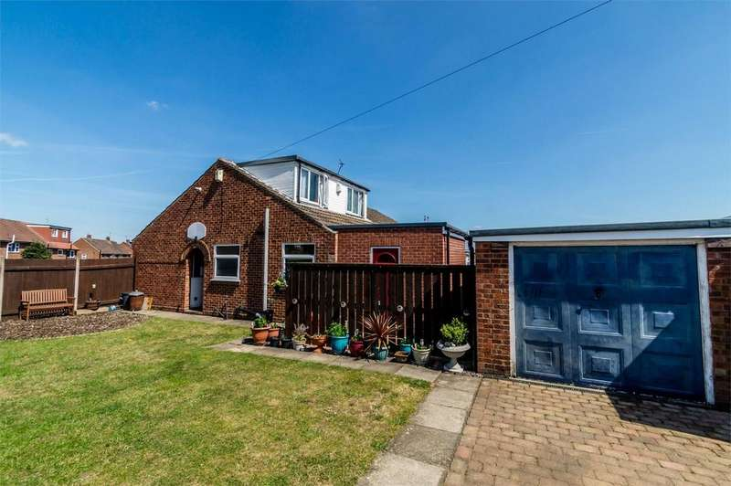 4 Bedrooms Semi Detached Bungalow for sale in Hotham Avenue, Acomb, YORK
