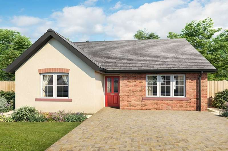 2 Bedrooms Detached Bungalow for sale in March Mount, Dumfries, DG1