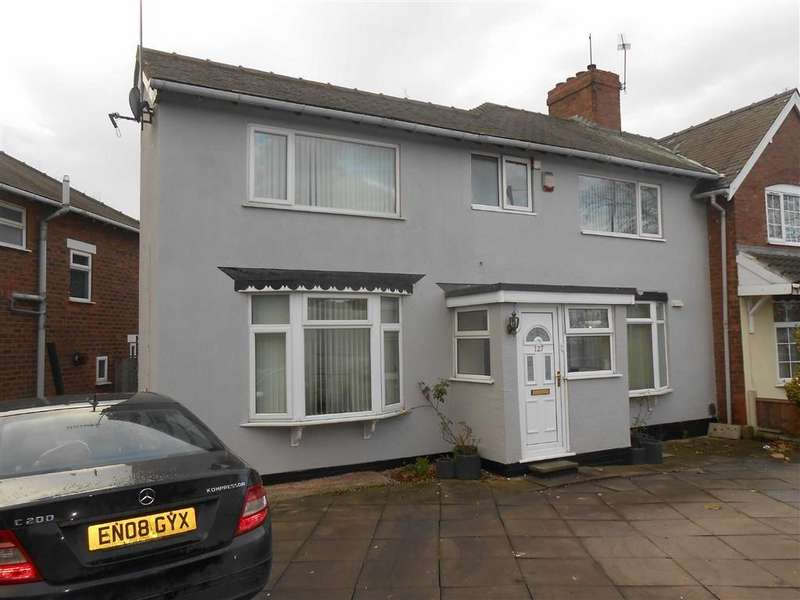 4 Bedrooms Semi Detached House for sale in Somerfield Road, Bloxwich, Walsall