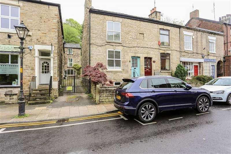2 Bedrooms End Of Terrace House for sale in Town Street, Marple Bridge, Cheshire
