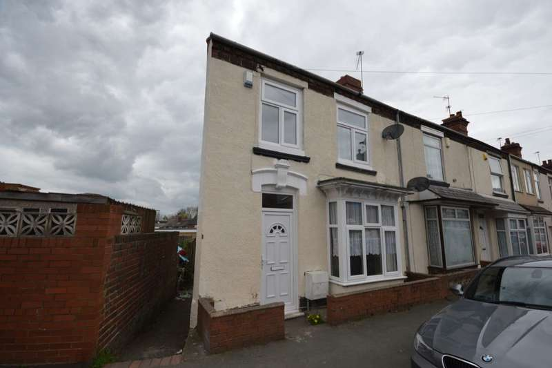3 Bedrooms Property for sale in Trinity Street, Brierley Hill, DY5