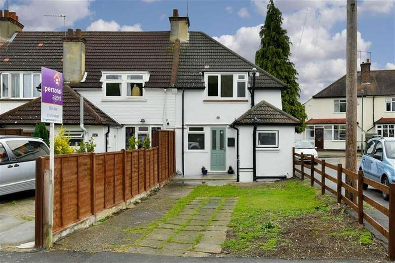 2 Bedrooms End Of Terrace House for sale in Horton Hill, Epsom, Surrey