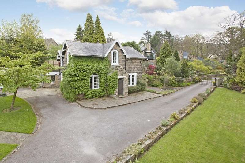3 Bedrooms Detached House for sale in Backstone Lane, Ilkley