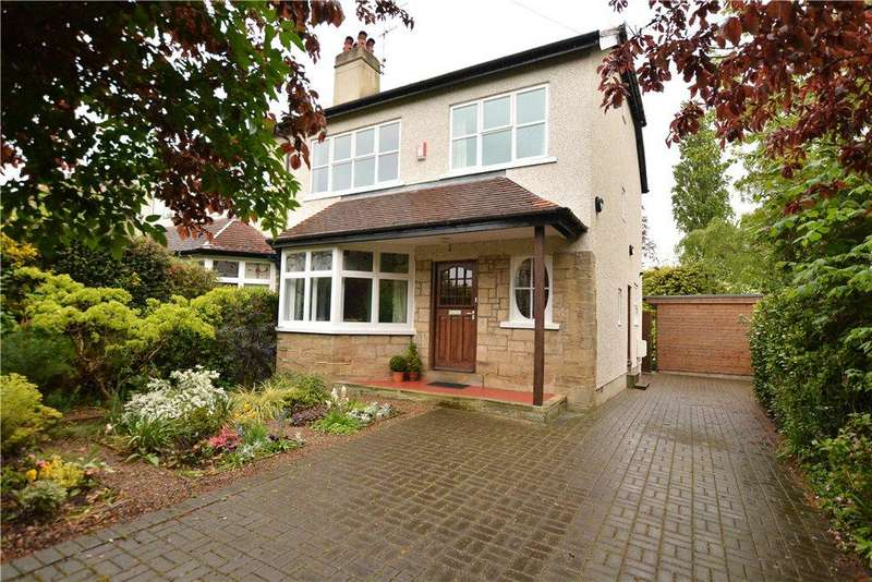4 Bedrooms Semi Detached House for sale in Thorn Lane, Roundhay, Leeds
