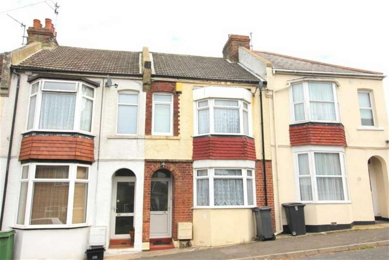 2 Bedrooms Terraced House for sale in The Broadway, Hastings