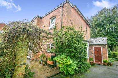 2 Bedrooms End Of Terrace House for sale in Chelford Road, Ollerton, Knutsford, Cheshire