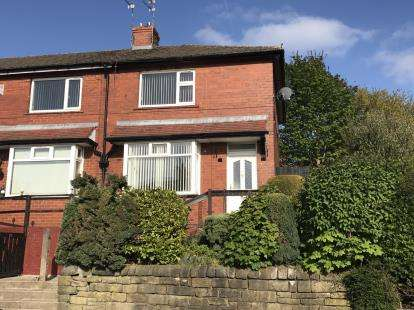 2 Bedrooms Semi Detached House for sale in Flaxfield Avenue, Stalybridge, Greater Manchester