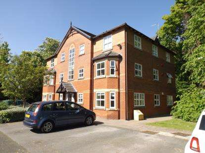 2 Bedrooms Flat for sale in Brigadier Close, Manchester, Greater Manchester