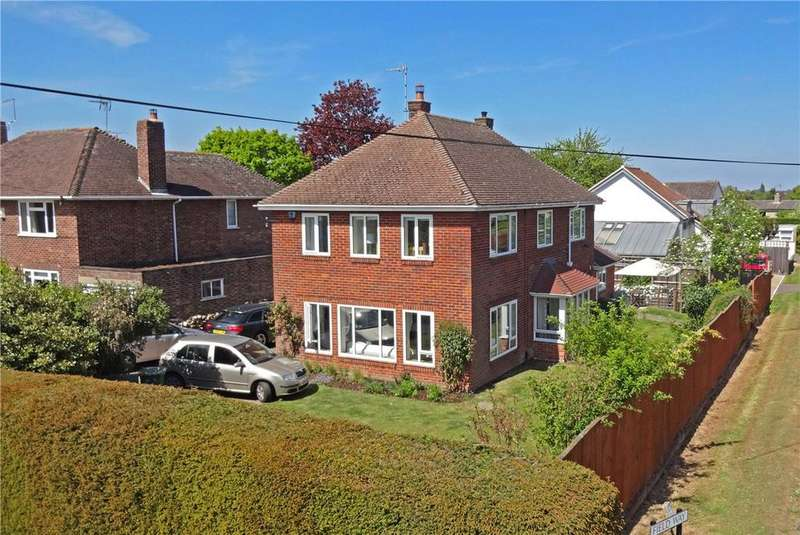 4 Bedrooms Detached House for sale in Worts Causeway, Cambridge, CB1