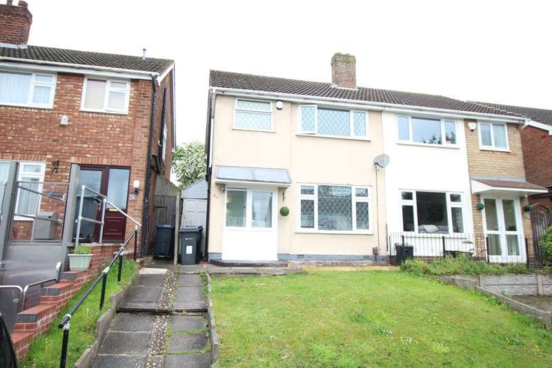 3 Bedrooms Semi Detached House for sale in Willson Croft, Hall Green, Birmingham