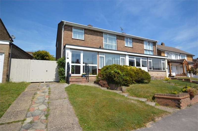 3 Bedrooms Semi Detached House for sale in Northdown Road, Longfield