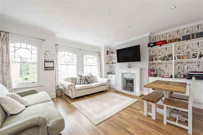 3 Bedrooms Flat for sale in Rosebury Road, Fulham, London, SW6