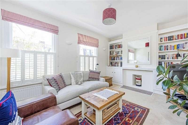 2 Bedrooms Flat for sale in Hamble Street, Fulham, London, SW6