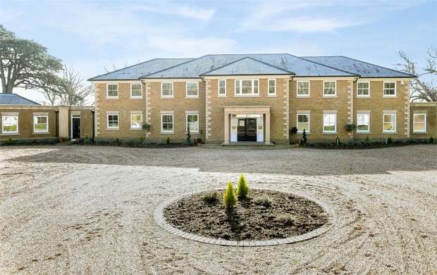 7 Bedrooms Detached House for sale in Binsted, Arundel, West Sussex