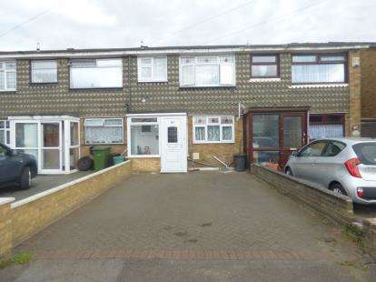3 Bedrooms Terraced House for sale in Rainham, Essex, .