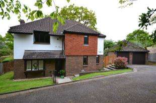 4 Bedrooms Detached House for sale in Highgrove, Tunbridge Wells, Kent