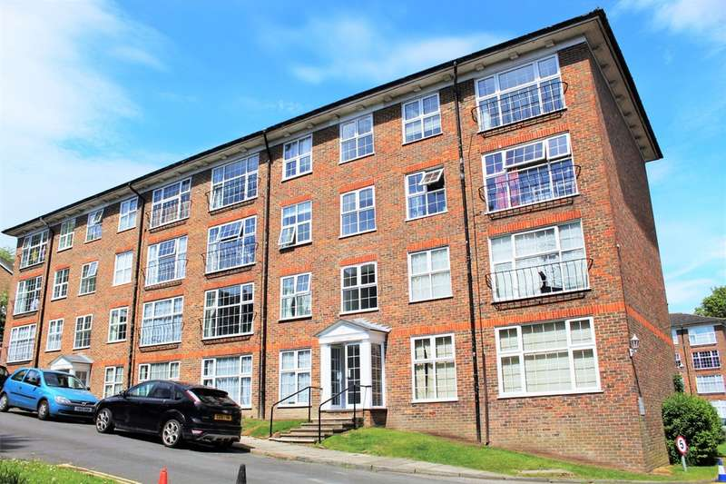 2 Bedrooms Flat for sale in Withdean Rise, Brighton