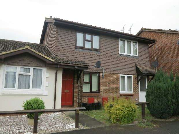 1 Bedroom Terraced House for sale in Fleetham Gardens, Lower Earley, Reading,