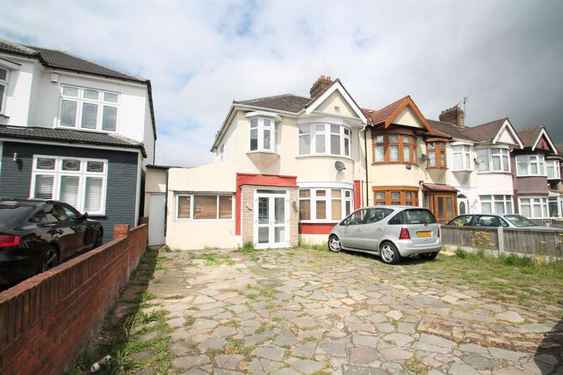 3 Bedrooms End Of Terrace House for sale in EASTERN AVENUE, NEWBURY PARK
