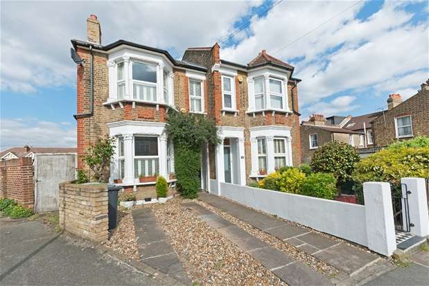 4 Bedrooms Semi Detached House for sale in Houston Road, Forest Hill