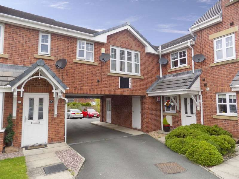 1 Bedroom Flat for sale in Darwen Fold Close, Buckshaw Village, Chorley, Lancashire