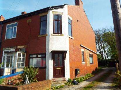 3 Bedrooms End Of Terrace House for sale in Preston Old Road, Blackpool, Lancashire, FY3