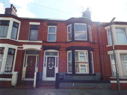 3 Bedrooms Terraced House for sale in Brelade Road, Liverpool, Merseyside, L13