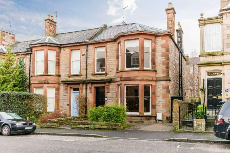 4 Bedrooms Villa House for sale in Kilmaurs Road, Newington, Edinburgh, EH16 5DA