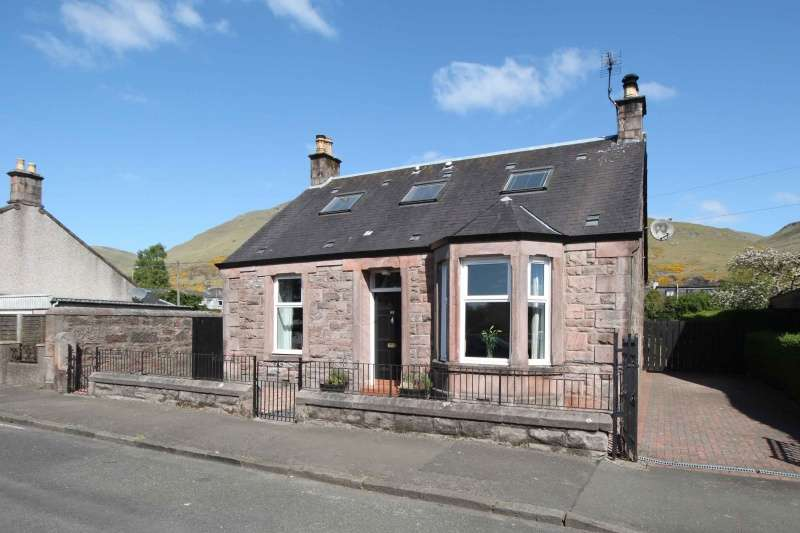4 Bedrooms Detached House for sale in George Street, Alva, Clackmannanshire, FK12 5AP