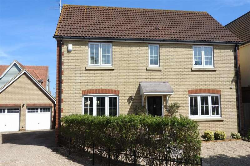 4 Bedrooms Detached House for sale in Mayland Quay, Mayland