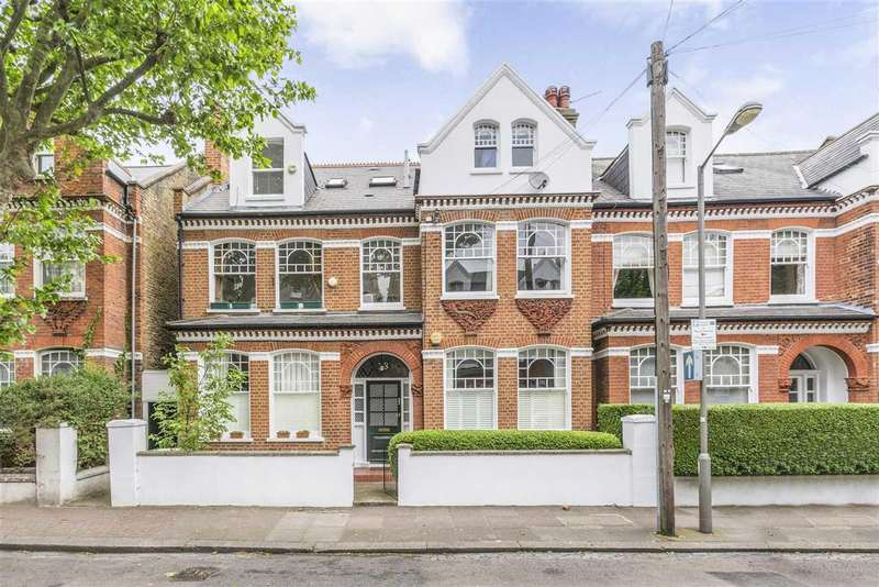 1 Bedroom Apartment Flat for sale in Crockerton Road, London