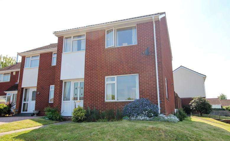 3 Bedrooms End Of Terrace House for sale in Baymead Lane, North Petherton, Bridgwater TA6